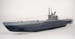 German submarine U-713